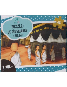 PUZZLE SUR LE PÉLERINAGE...