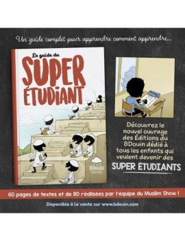 LE GUIDE DU SUPER ÉTUDIANT...