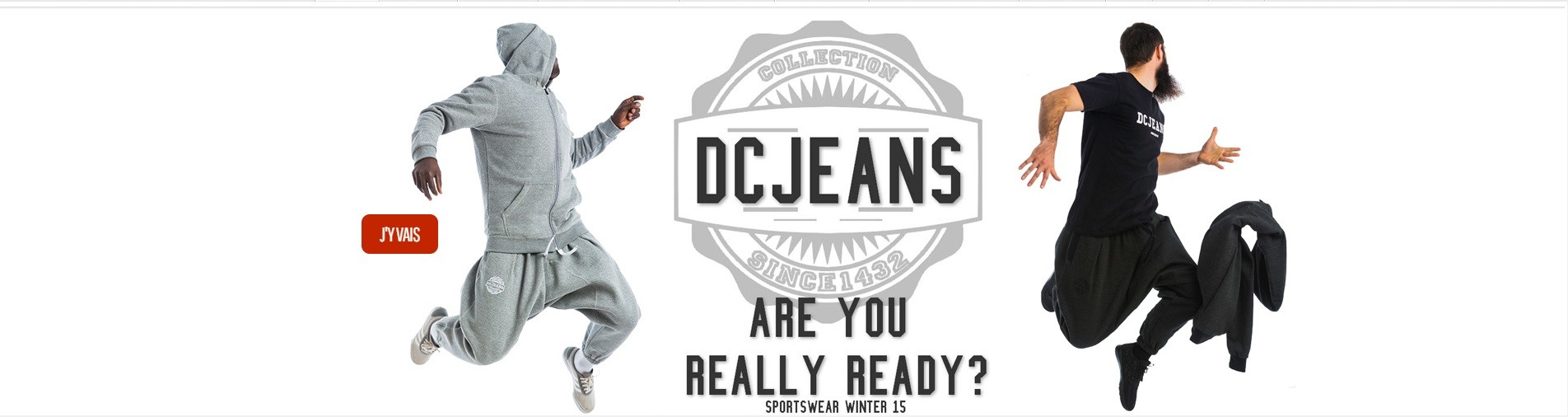 Collection DC Jeans